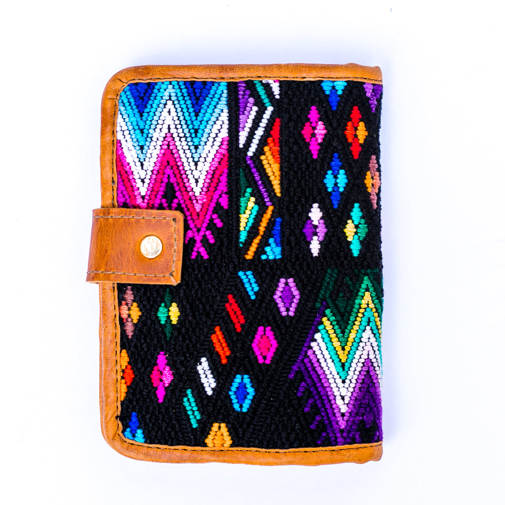 Artisanal Passport Travel Wallet - 002
