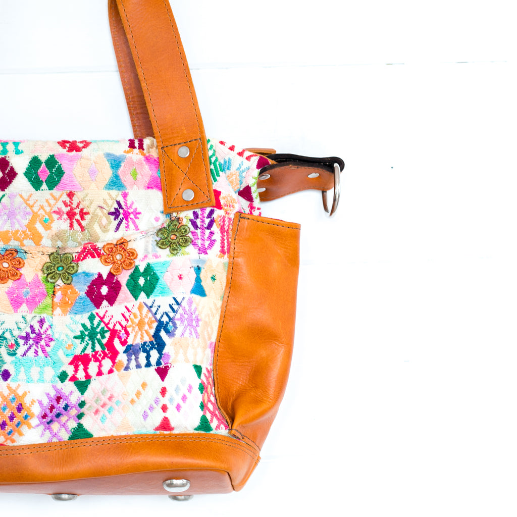 Artisanal Mini Convertible Bag - 238
