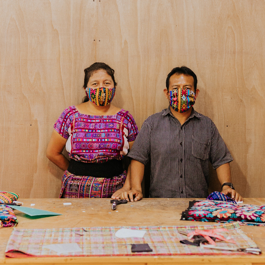 Hiptipico Face Masks, Hiptipico Accessories, Guatemala Textile Face Masks, Handmade Face Masks, Lined Guatemala Handmade Face Masks, Hiptipico Textile Face Masks, 100% Cotton Face Masks
