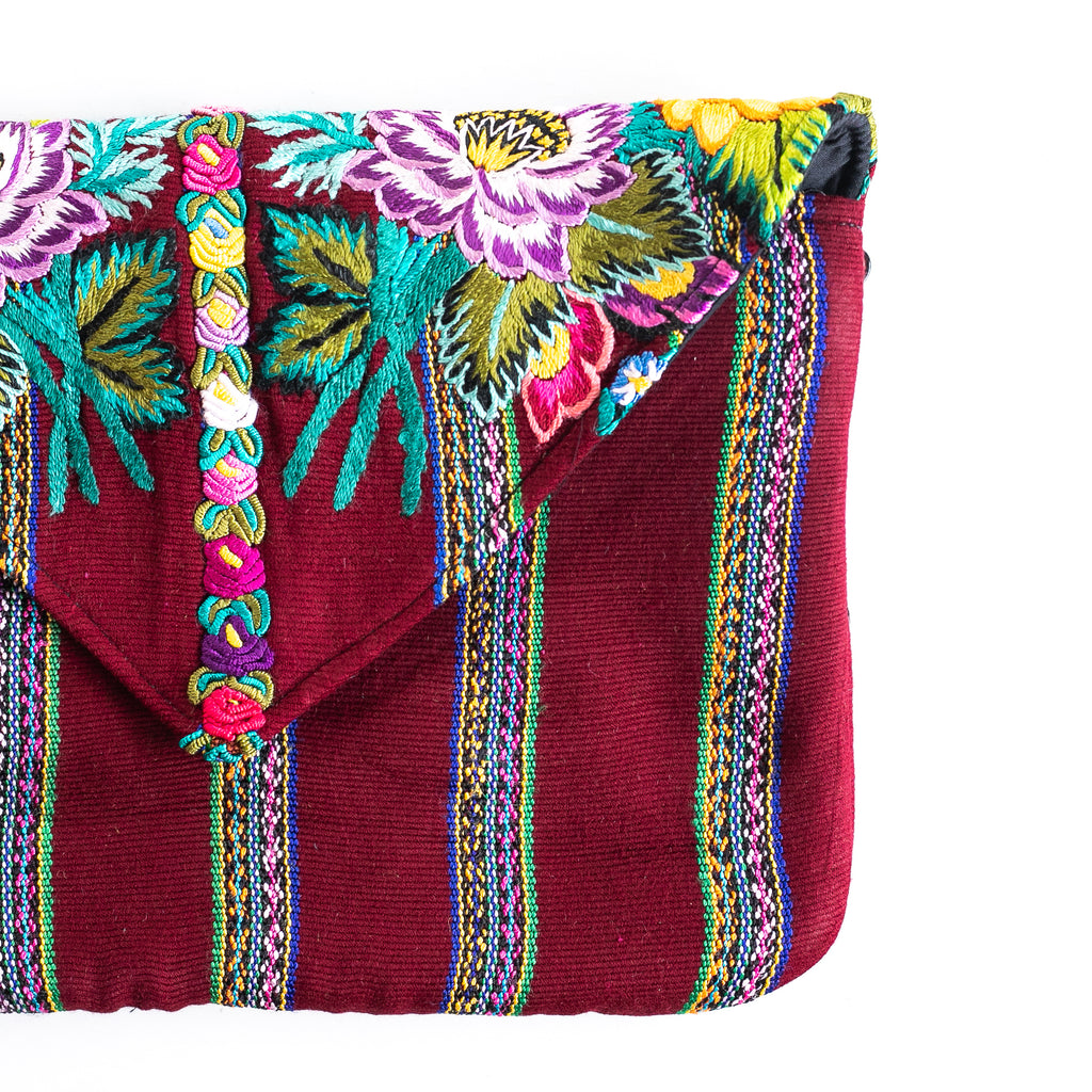 Embroidered Ipad Case - 002