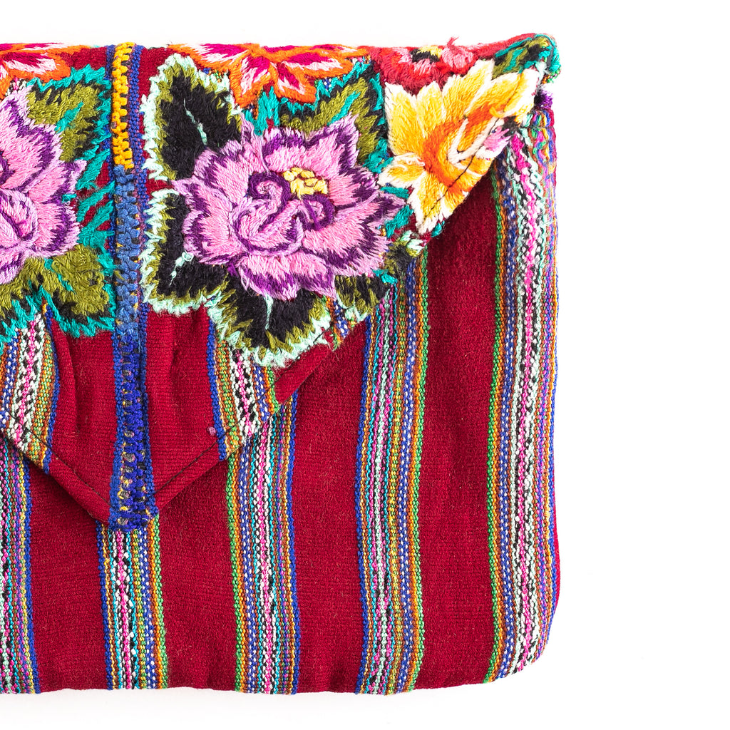 Embroidered Ipad Case - 003