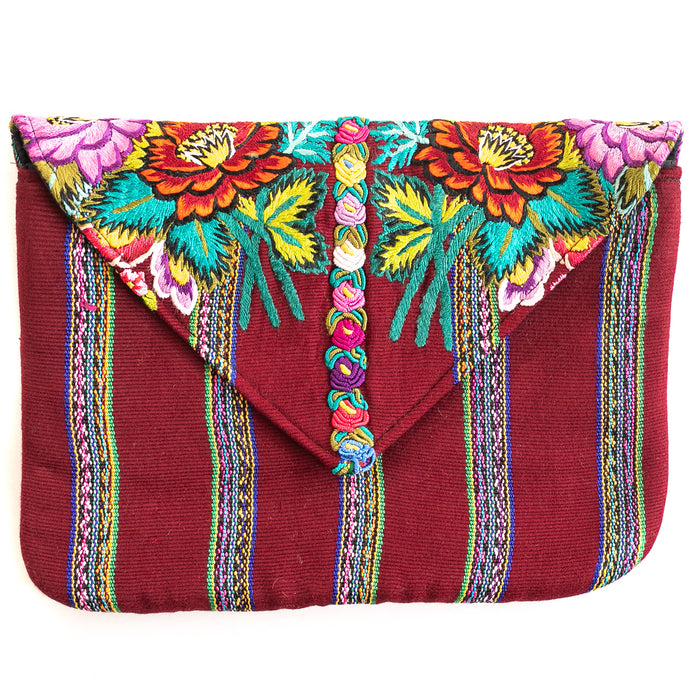 Embroidered Ipad Case - 004