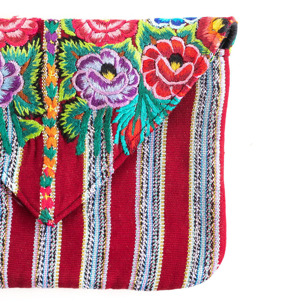 Embroidered Ipad Case - 005