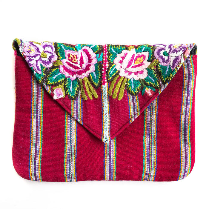 Embroidered Ipad Case - 006