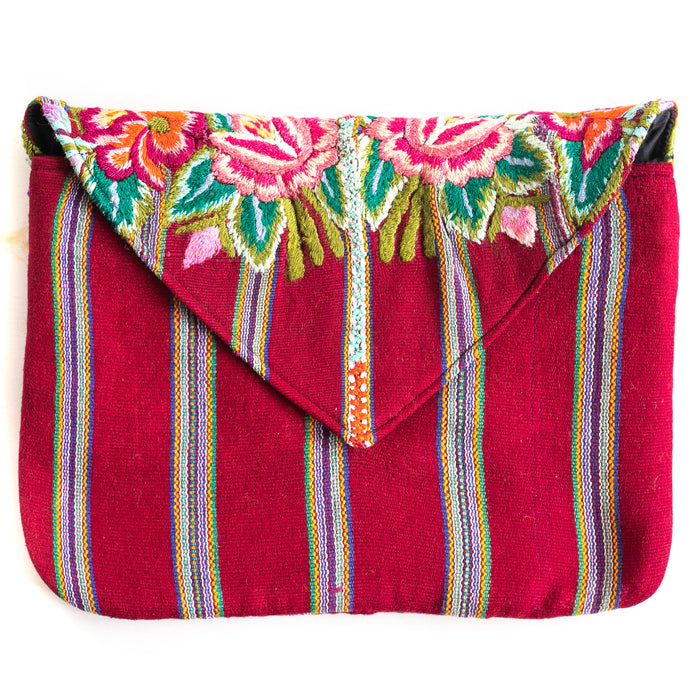 Embroidered Ipad Case - 007