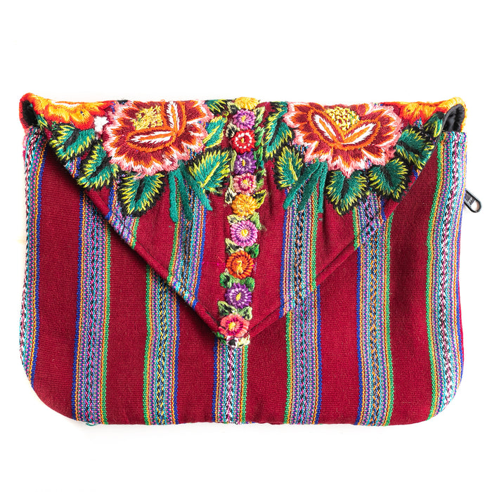 Embroidered Ipad Case - 008
