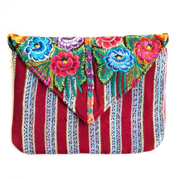 Embroidered Ipad Case - 009