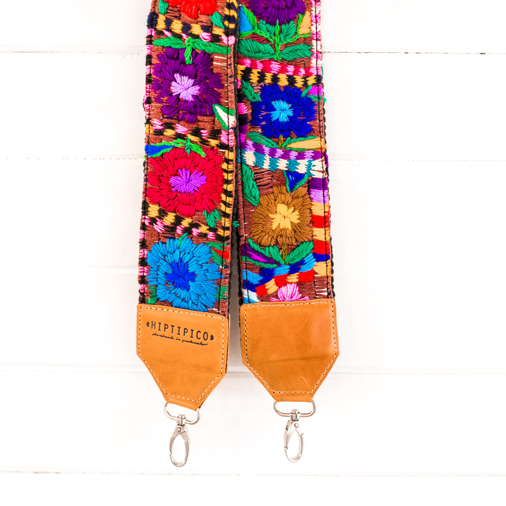 Vintage Embroidered Strap - Galaxia
