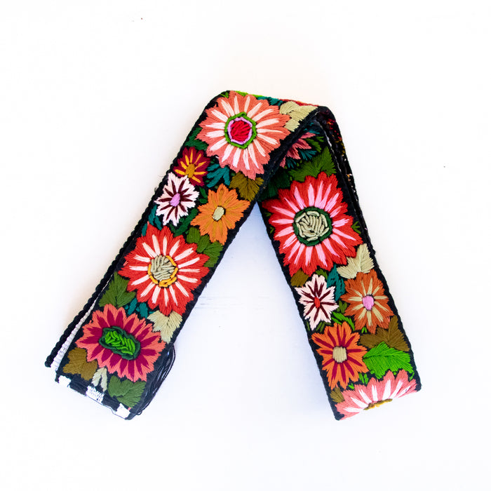 Newly Embroidered Custom Strap - 0600