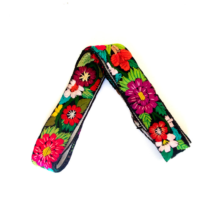 Vintage Embroidered Custom Strap - V0617