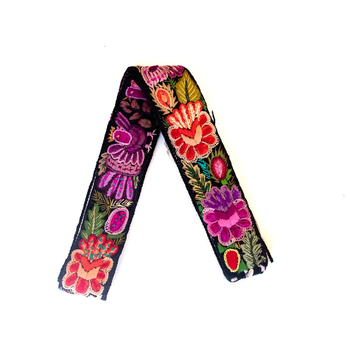 Vintage Embroidered Custom Strap - V0623