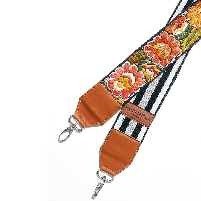 Newly Embroidered Vegan Strap - Eternal Sunset