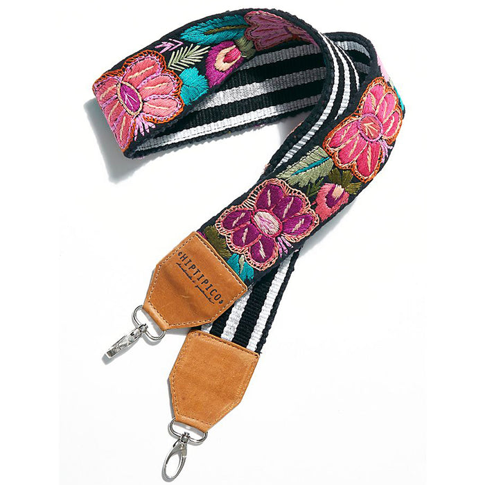 Newly Embroidered Strap - Wild Bloom