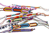 Wholesale: Assorted Friendship Bracelets