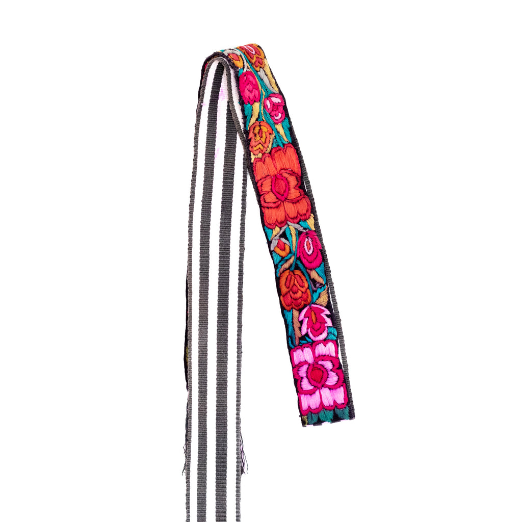 Vintage Embroidered Custom Strap - V0628