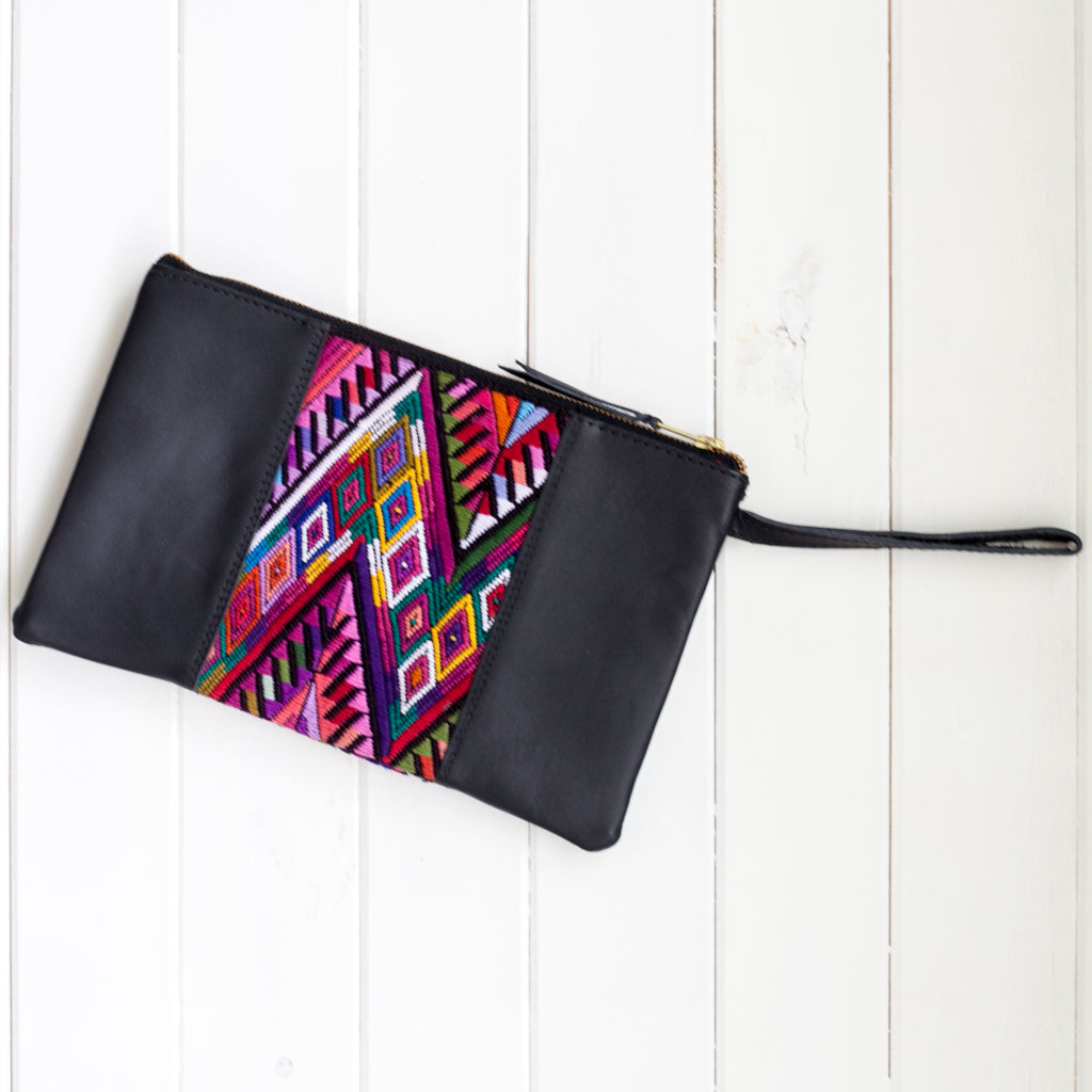 Wander Leather Wristlet - 021 Mozambique