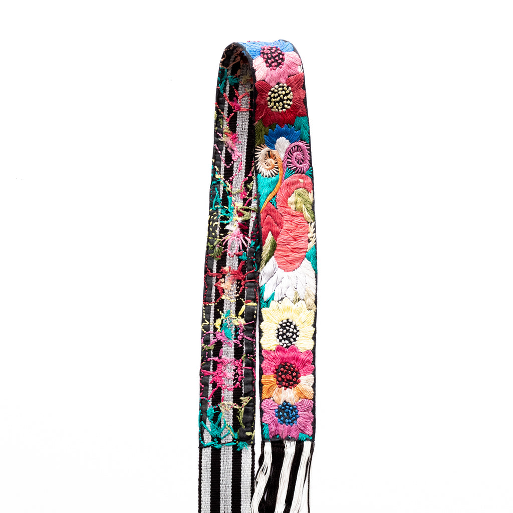 Vintage Embroidered Custom Strap - V0618