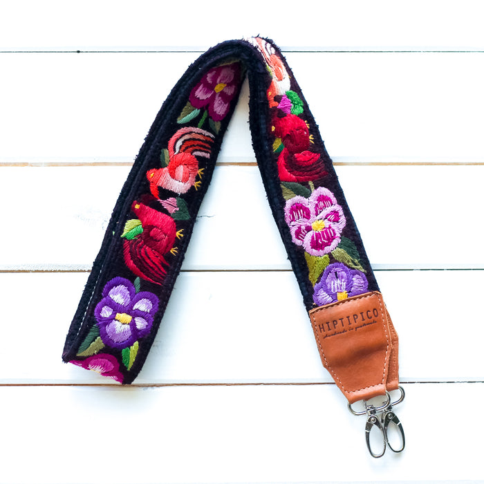 Hiptipico Camera Strap, Textile Camera Strap, Free People Camera Strap, Floral Camera Strap, Nena and Co Bag Strap, Floral Camera Strap, Floral Bag Strap, Free People Bag Strap, Vegan leather gift ideas, vegan leather bags, vegan leather camera strap