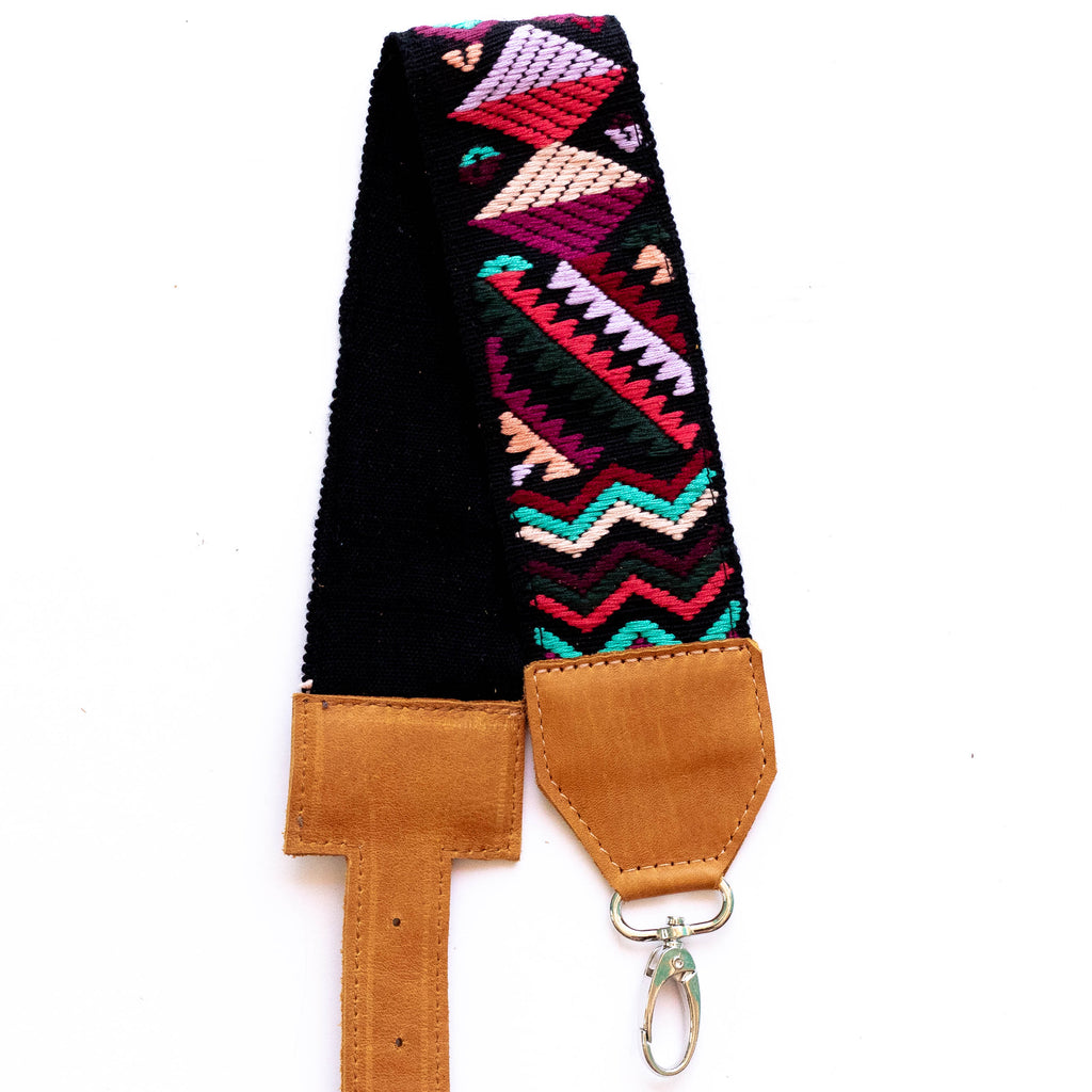 Newly Woven Adjustable Embroidered Strap - V0821