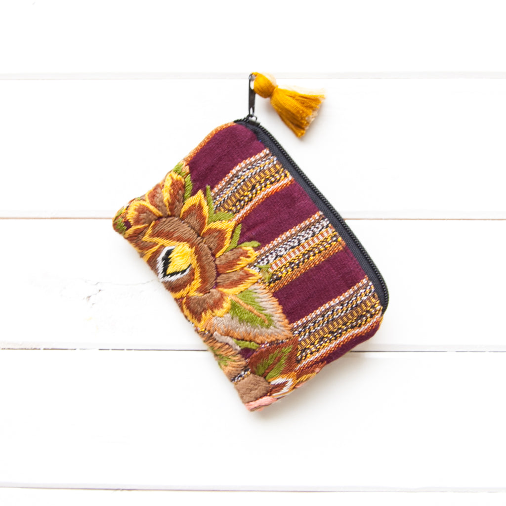 Lunita Travel Pouch - 015 Chestnut