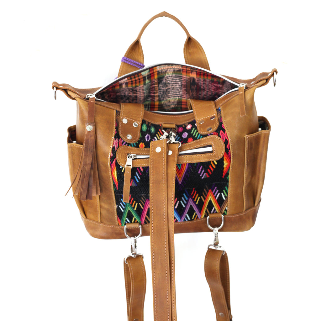 Artisanal Convertible Bag - 052 Especialista