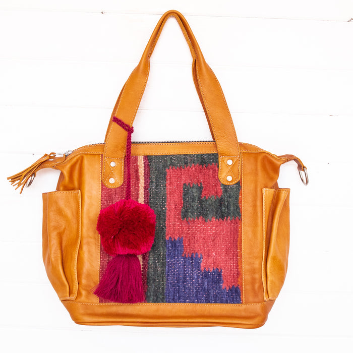 Harmony Convertible Bag Medium - Wool 02114