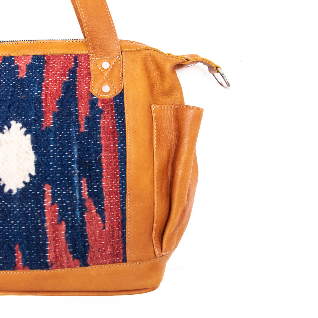 Harmony Convertible Bag Medium - Wool 02127
