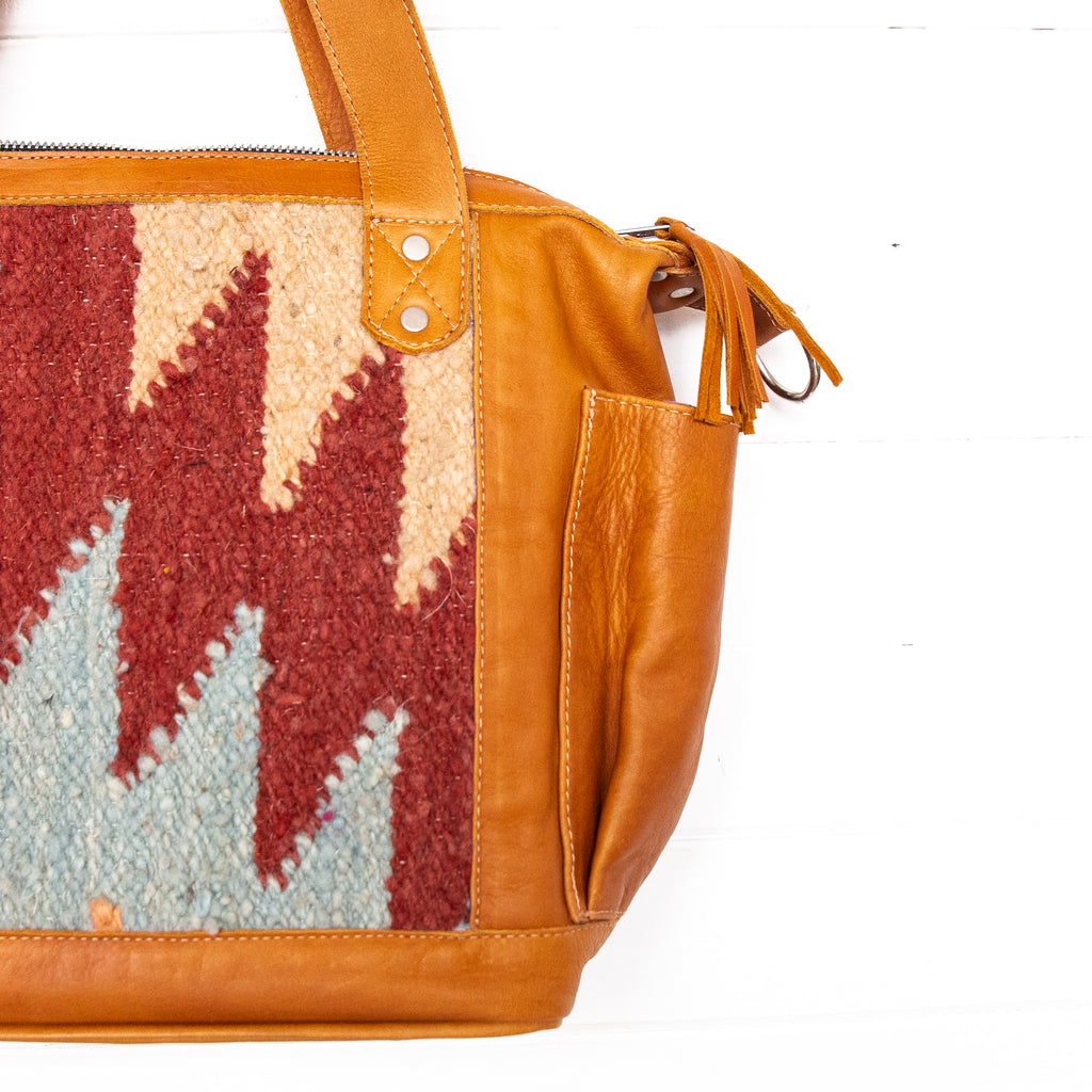 Harmony Convertible Bag Medium - Wool 02135
