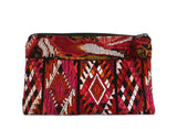 hiptipico pouch, cosmetic bag, embroidered pouch, tribal print, guatemala textile, bright wallet, colorful wallet, tribal pouch, bohemian pouch, tribal wallet, free people wallet, guatemalan pouch, travel pouch, iphone case, passport case, hiptipico bag, bohemian accessory