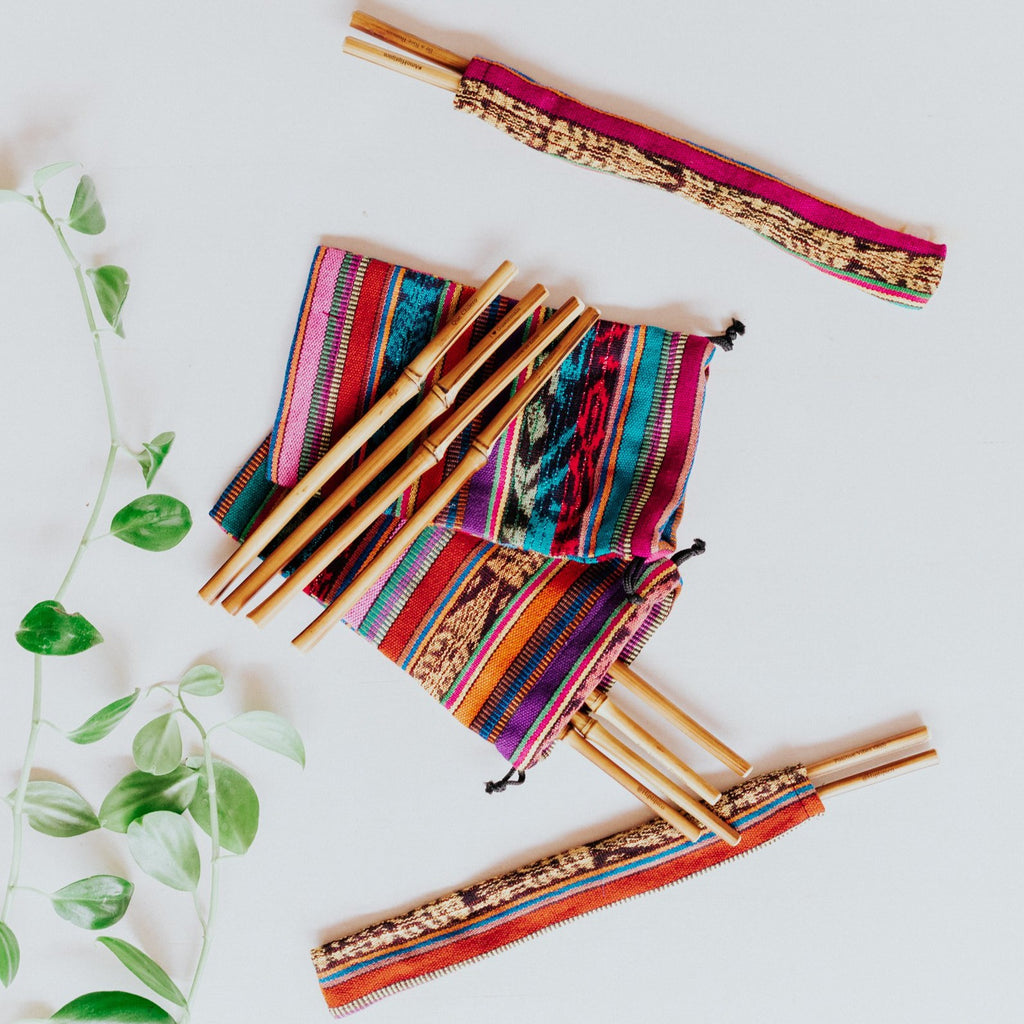 Bamboo Straw - Loud + Proud Bundle