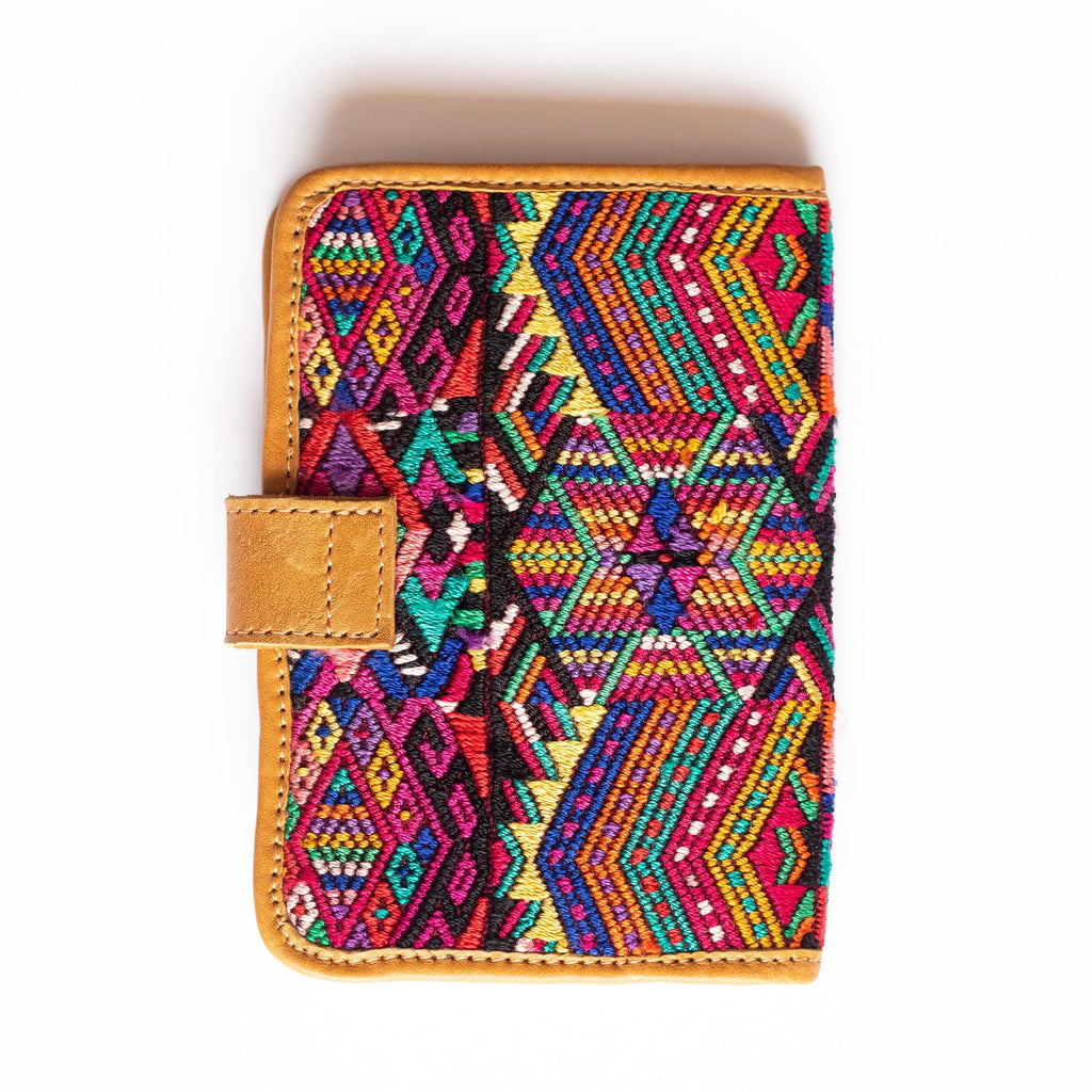 Zero Waste Passport Wallet - 017