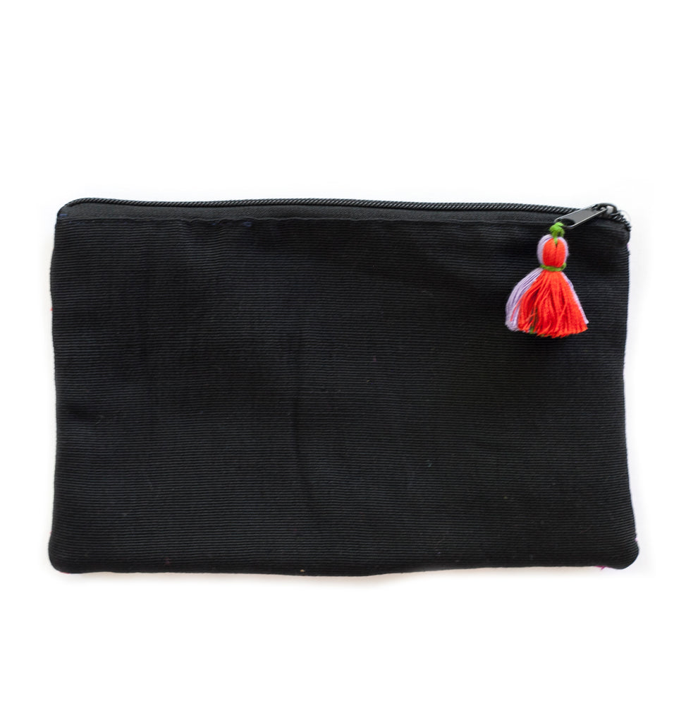 Artisanal Travel Pouch - 007 Tomása