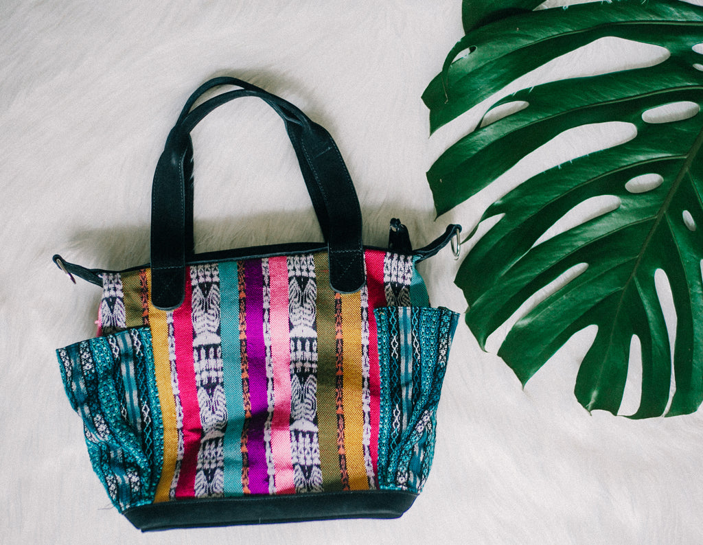 Drift Convertible Tote No. 07 Sunrise