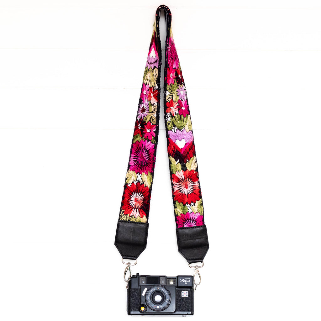 Vintage Embroidered Strap - V0907