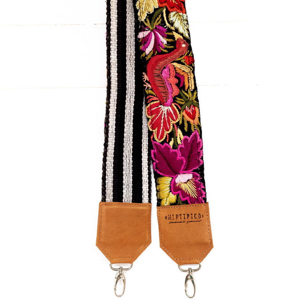Vintage Embroidered Strap - V0922