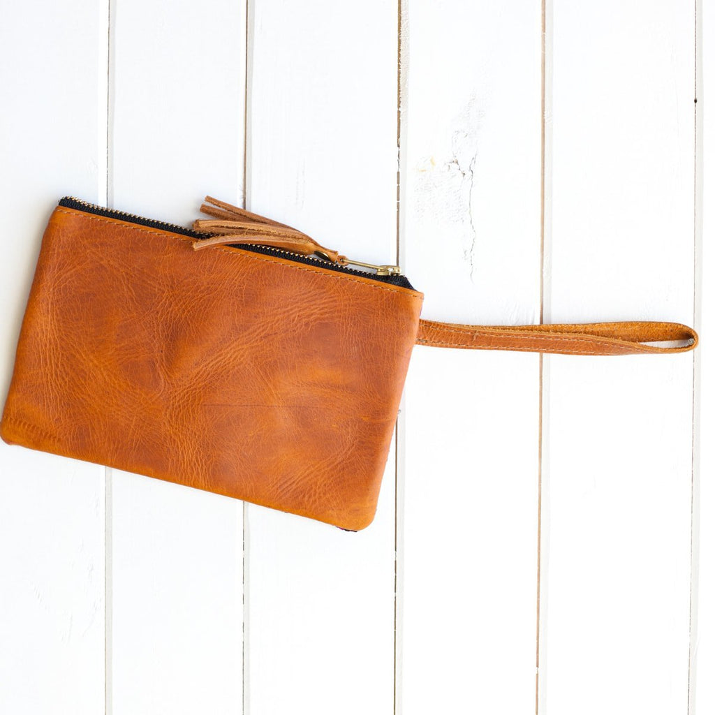 Wander Leather Wristlet - 041 Belo Horizonte