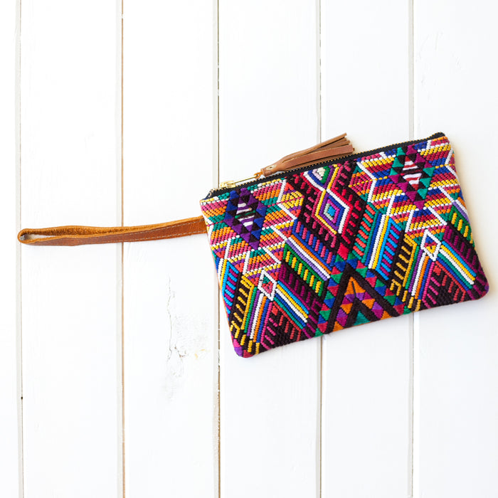 Wander Leather Wristlet - 043 Barranquilla