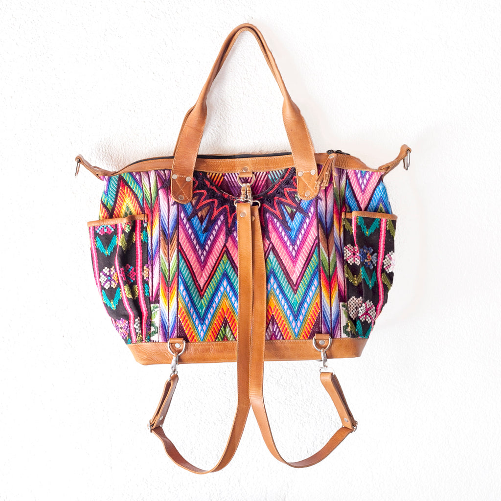 Artisanal Convertible Bag - 262 Papyrus