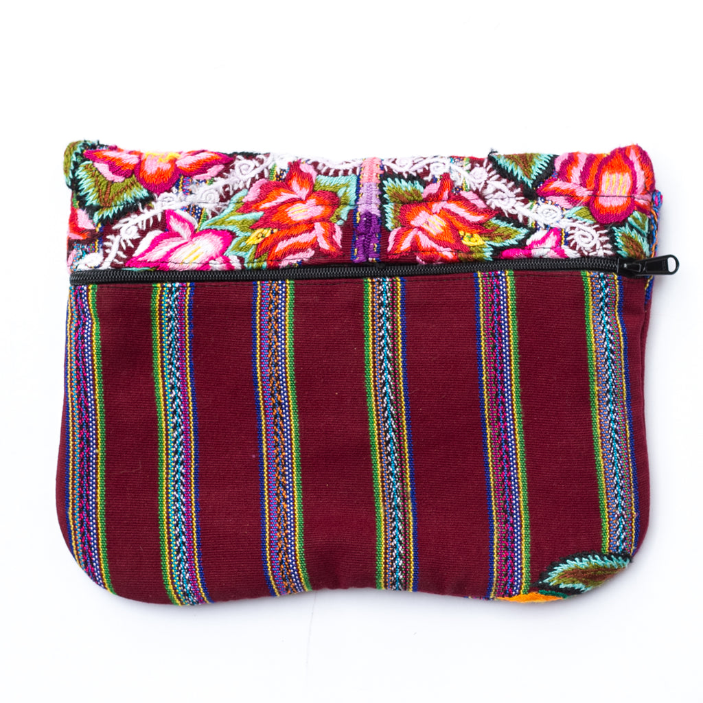 Embroidered Ipad Case - La Villa