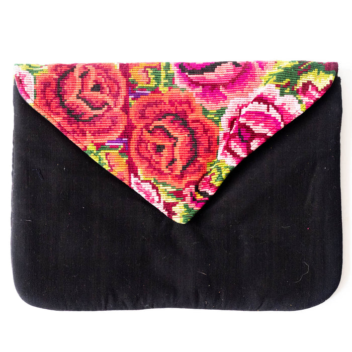 Embroidered Laptop Case - 1009