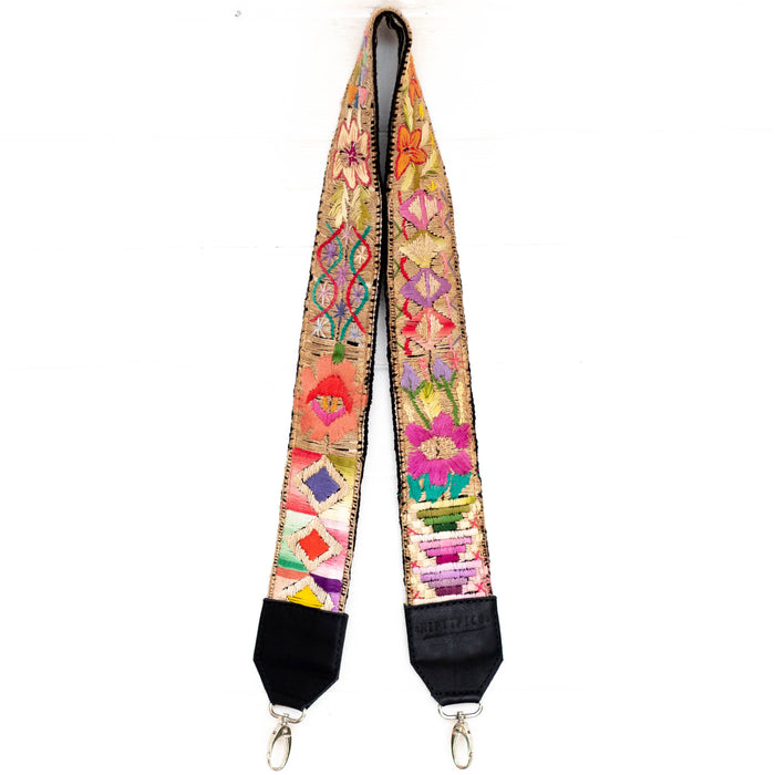 Vintage Embroidered Strap - V1001