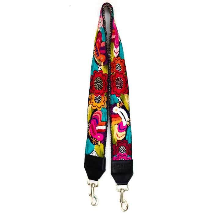 Vintage Embroidered Strap - V10162
