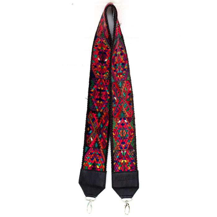 Vintage Embroidered Strap - V1039