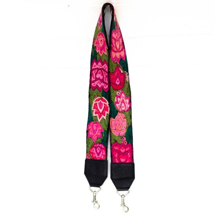 Vintage Embroidered Strap - V1079