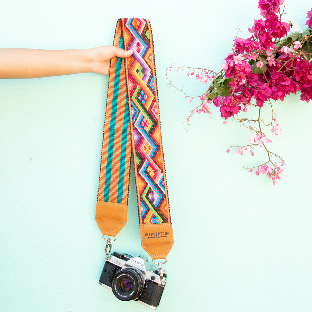 Newly Embroidered Strap - Vibras