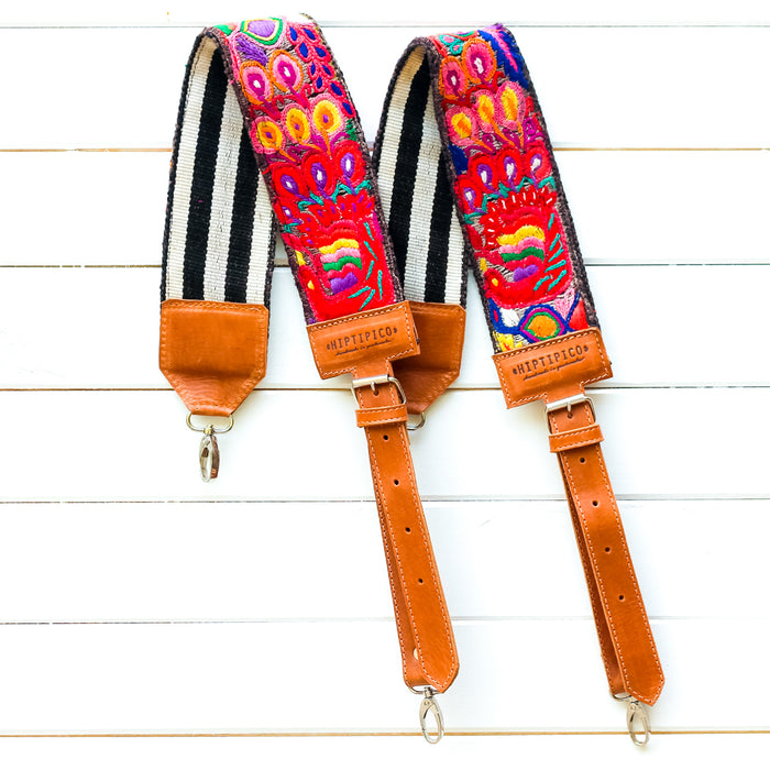 Hiptipico Backpack Straps, Textile Backpack Straps, Convertible Backpack Straps