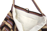 Natural Dye Cafe Tote
