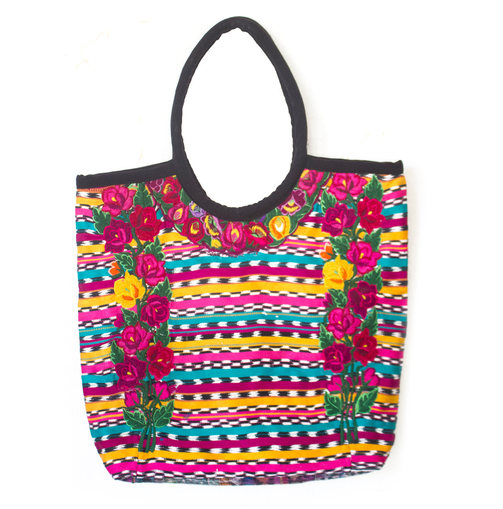 Artisanal Swell Beach Bag - 001 Izabal