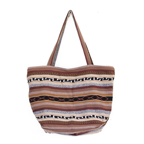 hiptipico tote, natural dye, organic, sustainable, ethical, all natural, neutral