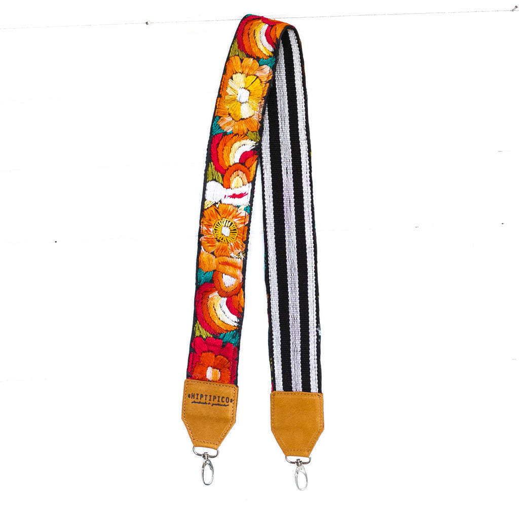 Vintage Embroidered Strap - 02060